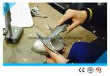 ANSI cotovelo sem emenda de 90 encaixes de tubulação do aço inoxidável Wp316 do grau