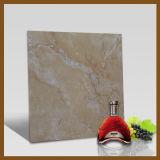 Doble gris de la serie del diseño caliente que carga los azulejos rústicos esmaltados de cerámica