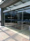 Selbstplättchen-Glas-Tür/automatische Plättchen-Tür/Fühler-Tür
