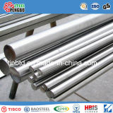 Tubo de acero inoxidable inconsútil de ASTM 201/202/304/304L/316L/310S con el SGS