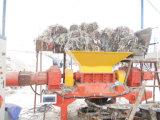 Stahltrommel-Reißwolf für Verkauf