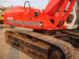 Japão fêz a boa máquina escavadora mecânica usada de Hitachi Ex200-1 o desempenho agradável, igualmente vendendo a máquina escavadora de Kebelco Sk200-3