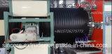 Máquina hueco de la producción del tubo de la estructura de la pared de los PP del HDPE con tecnología caliente del enrollamiento