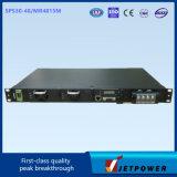 Fuente de alimentación de la conmutación de Subrack 1u 220VAC/48VDC 30A/sistema del rectificador