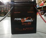 12V2.5ah gedichtete wartungsfreie Leitungskabel-saure Fabrik betätigte Motorrad-Batterie