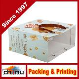 Saco de compra do papel do cartão de Wihte do papel de arte (210003)