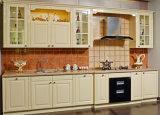 新しい到着2017カスタマイズされたデザインPVC食器棚の家の家具(zc-061)