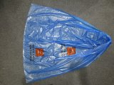 Sachets en plastique scellés par étoile