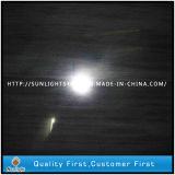 Telhas de assoalho de madeira pretas do mármore da veia de China para a cozinha/banheiro decorativos