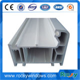 L'extrusion UPVC de la Chine asa profile des plastiques de PVC de tissu pour rideaux de 60mm réutilisant pour l'extrusion de Windows asa de tissu pour rideaux