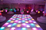 결혼식 댄스 플로워 판매를 위한 이용된 LED 댄스 플로워, 이동할 수 있는 댄스 플로워
