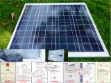 120wp Monocrystalline 또는 Polycrystalline Sillicon Solar Panel, PV Module, Solar Module