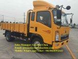 Sinotruk HOWO 4X2 camion di bassa potenza del carico da 3 tonnellate, LHD/Rhd