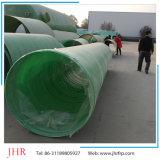 Tubo de agua plástico grande reforzado fibra de vidrio del tubo de la irrigación