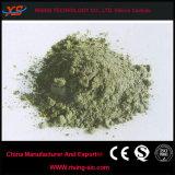 Material abrasivo polvo de carburo de silicio verde para fábrica de cerámica
