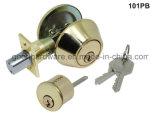 Fechamento de porta Deadbolt Lockset 101