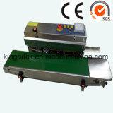 Máquina del lacre de la bolsa de plástico de Semi-Automastic