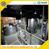 Sistema fresco da fabricação de cerveja de cerveja, equipamento comercial da cerveja