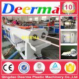 Tubulação do PVC que faz a máquina fixar o preço/linha usada venda da tubulação do PVC