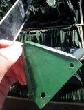 La máquina segador de Cls parte la lámina de cuchillo