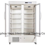 2에 8 Centigrade Medical Refrigerator