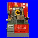 Máquina horizontal del esquileo del metal del CNC para la venta con la alta precisión