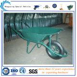 赤かGreen Tray Construction Wheelbarrow Wb6400