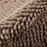 Alfombra del suelo de la estera del sofá del Chenille de Microfiber de la sala de estar (120*170)