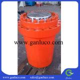 Одиночный или двойной действующий цилиндр гидровлического масла