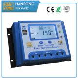 Controlador solar da eficiência elevada com extensamente a tela do LCD (ST6-60)