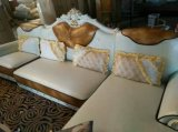 Sofá de tecido de estilo novo estilo europeu (Y1001)