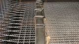 Feuille soudée de treillis métallique