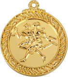 Vollyball Abgleichung Awording Medaille