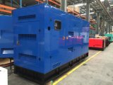 generador diesel silencioso estupendo 850kVA con el motor 4006-23tag3a de Perkins con la aprobación de Ce/CIQ/Soncap/ISO