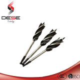 15PCS The Four Blade Slot Wood Drill Bit