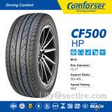 Los nuevos neumáticos del coche UHP de los neumáticos de coche para el vehículo de pasajeros, venta al por mayor barata cansan el neumático de goma