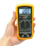 Multímetro digital de Peakmeter Ms8233b