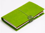 Gift를 위한 펠트 Travel A6 Diary Notebook