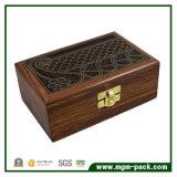 Retro anpassen Laser-Gravur Holz-Box für Geschenk