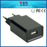 Lader van de Muur USB van Ce RoHS FCC Goedgekeurde voor Telefoon