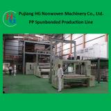 Machines van de Productie van de Stof van Spunbonded de Niet-geweven, de Niet-geweven Machine van de Productie van de Stof Spunbonded