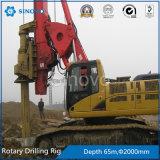 Equipamento Drilling giratório de TR220D