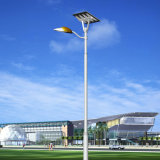 5 años de la garantía de luz de calle solar certificada CE 50W-200W