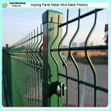 Saleのための3V Folds Welded Wire Mesh Fence