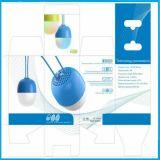 De Spreker van Bluetooth van de glimworm met Kleurrijke Lamp
