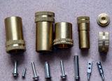 Präzision CNC, der kleine tägliche Metallbefestigungsteil-Teile dreht u. prägt