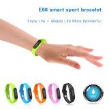 Perseguidor esperto E6 do bluetooth V4.0 Waterproof With Activity de Bracelet Sports
