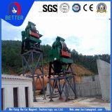 Сепаратор вертикального высокого градиента серии Lhgc магнитный/магнитная машина для обрабатывать магнитные материалы с сильной силой
