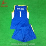 Healong Farbe sublimierter Brasilien Volleyball Jersey