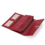 Madame de 2017 pochettes neuves de matériel/de pochette pli de déclenchement Wallet/longtemps pochette